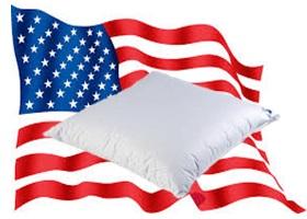Oreiller Américain / Oreiller Américain Pas Cher au Normes Non Feu