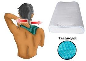 oreiller pour cervicales fabulous oreiller ergonomique oreiller cervical with oreiller pour. Black Bedroom Furniture Sets. Home Design Ideas